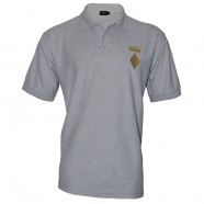 Grey Polo Gold Crown (1. Small)