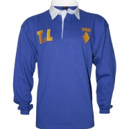 Royal Rugby Shirt (4. XL)